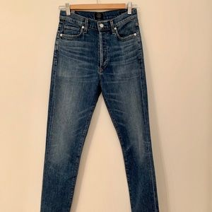 Citizens of humanity olivia high rise skinny jean